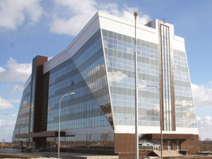 Engineering Building, Tomsk.