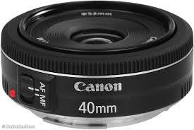 Canon 40 mm