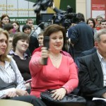 Audience in Tomsk